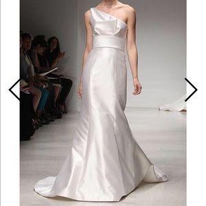 Brand New Amsale Hampton Wedding Dress